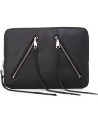Rebecca Minkoff - Moto Zip Sleeve Laptop Case - Lyst