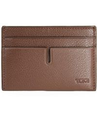 Tumi - Nassau Money Clip Card Case - Lyst