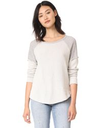 Sol Angeles - Thermal Pullover - Lyst