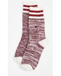 Free People - Haven Cozy Crew Socks - Lyst