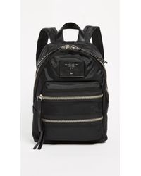 Marc Jacobs - Biker Mini Fabric Backpack - Lyst