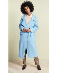 Smythe - Blanket Coat - Lyst