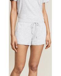 Skin - Finley Pyjama Shorts - Lyst