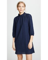Birds Of Paradis - The Madison High Neck Dress - Lyst