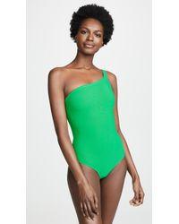 Isabel Marant - Sage One Shoulder One Piece Swimsuit - Lyst