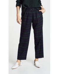 Paul Smith - Gaucho Trousers - Lyst