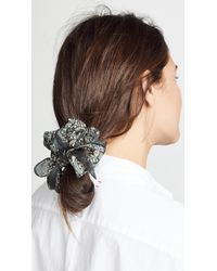 Chan Luu - Neckerchief Scrunchie - Lyst