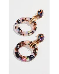 Elizabeth Cole - Kalani Earrings - Lyst