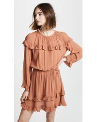 Rachel Pally - Crepe Maeve Dress - Lyst
