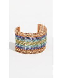 BaubleBar - Crystal Strand Bracelet - Lyst