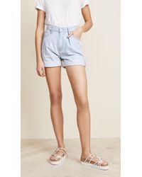 Levi's - Baggy Shorts - Lyst