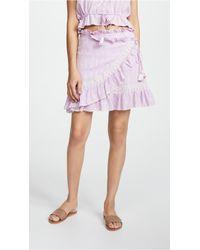 Love Sam - Midsummer Moments Wrap Skirt - Lyst