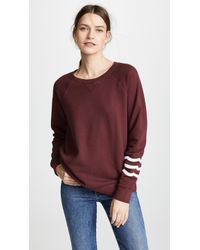 Sol Angeles - Sol Essential Sweatshirt - Lyst