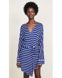 Honeydew Intimates - All American Jersey Robe (2 For $60) - Lyst