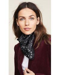 Rebecca Minkoff - Star Bandana Scarf - Lyst