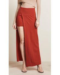 Jacquemus - Peron Skirt - Lyst