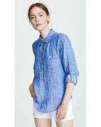 Joie - Lidelle Button Down Shirt - Lyst