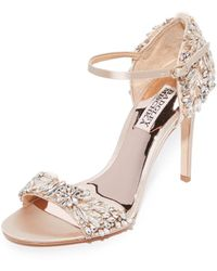 Badgley Mischka - Tampa Sandals - Lyst