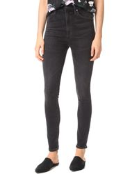 Citizens of Humanity - Chrissy High Rise Skinny Jeans - Lyst