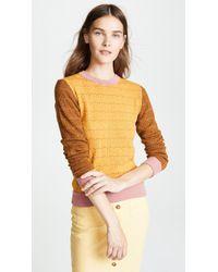 Stine Goya - Naamah Pullover Sweater - Lyst