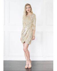 Rachel Zoe - Shelley Sequin Mini Dress - Lyst