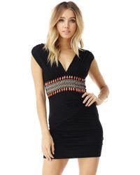 Sky - Kailash Mini Dress - Lyst
