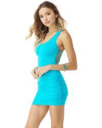 Sky - Lauraine Mini Dress - Lyst
