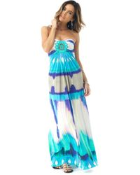 Sky - Loveli Maxi Dress - Lyst