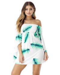 Sky | Ladislausalso Mini Dress | Lyst