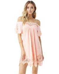 Sky - Madhukar Mini Dress - Lyst