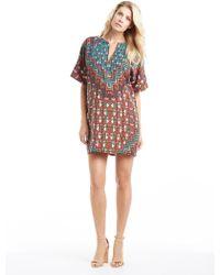 Mara Hoffman | Rug Tencel Tunic Dress | Lyst