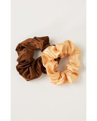 Showpo Only Lovers Know Scrunchie 2 Pack