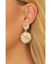 Showpo - Somewhere Only We Know Earrings - Lyst
