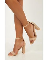 Showpo Billini - Jessa Heels - Brown