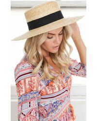 Showpo   The Fireball Hat In Sand   Lyst