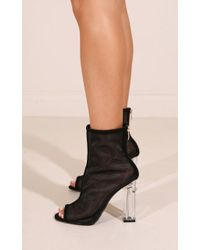 Showpo - Billini - Rakelle In Black Mesh - Lyst
