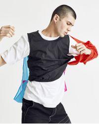 Xander Zhou - Parachute Vest - Lyst