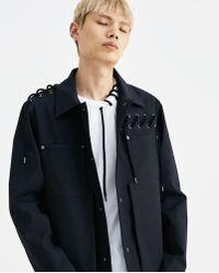 Craig Green - Black Laced Workwear Jacket - Lyst