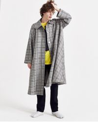 MM6 by Maison Martin Margiela - Trench Coat - Lyst
