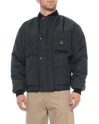 Refrigue - Brand Mid-cut Jacket - Lyst