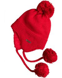 c99ef3529770c Chaos - Teralyn Pom Ear Flap Beanie (for Women) - Lyst