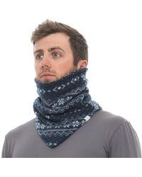 Coal - The V-neck Gaiter (for Men) - Lyst