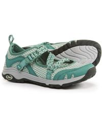 9265f8955216 Chaco - Outcross Evo Mary Jane Water Shoes (for Women) - Lyst