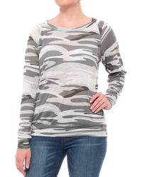 Alternative Apparel - Slouchy Pullover Shirt - Lyst