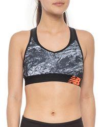 972300c346daa New Balance Determination Sports Bra - Save 78% - Lyst