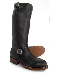 Chippewa - 1937 Original Engineer Boots - Lyst