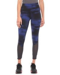 New Balance - Printed Elixir Tights (for Women) - Lyst