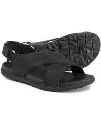 da6c1973f6a1 Merrell - Around Town Sunvue Strap Sandals - Lyst