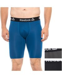 Reebok - Targeted Compression Boxer Briefs - Lyst