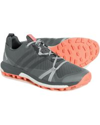 detailed look 88bed 5b6d3 adidas - Terrex Agravic Trail Running Shoes (for Women) - Lyst